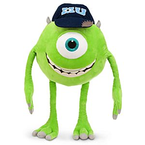 Mike Wazowski Plush - Monsters University - 21