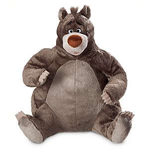 Baloo Plush - The Jungle Book - 14