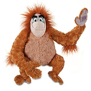 King Louie Plush - The Jungle Book - 12