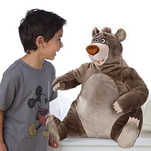 Baloo Plush - The Jungle Book - 19