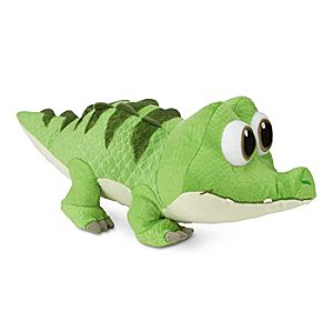 Baby Tick-Tock Crocodile Plush - 13