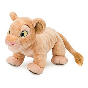 Nala Plush - The Lion King - Medium - 11