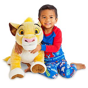 Simba Plush - The Lion King - Large - 18