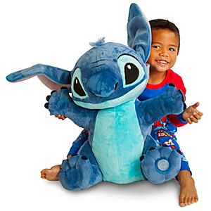 Stitch Plush - Lilo and Stitch - Large - 19