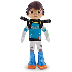 Miles Plush - Miles from Tomorrowland - Small - 13 1/2