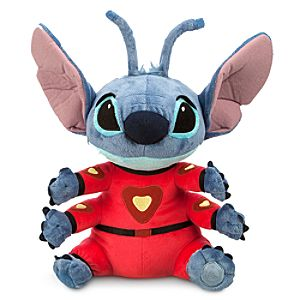 Stitch in Spacesuit Plush - Lilo & Stitch - Medium - 16