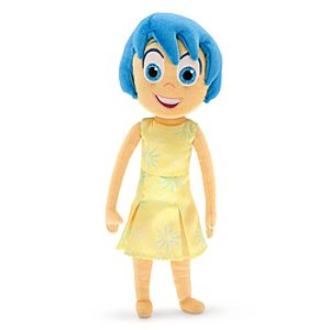 Joy Plush - Disney•Pixar Inside Out - Small - 14