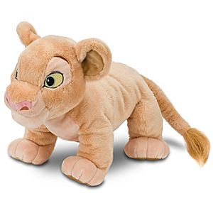 The Lion King Nala Plush Toy -- 11 H