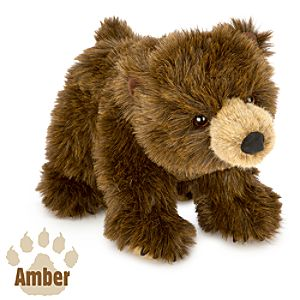 DisneyNature Bears Plush - Amber - 16