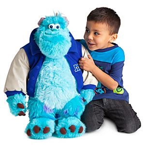 Sulley Plush - Monsters University - 24