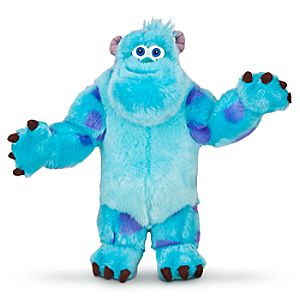Sulley Plush - Monsters University - Medium - 15
