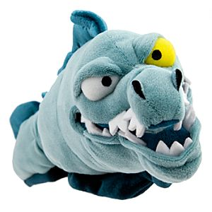 Jetsam Plush - 16 - The Little Mermaid