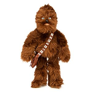 Chewbacca Plush - Star Wars - Medium - 19