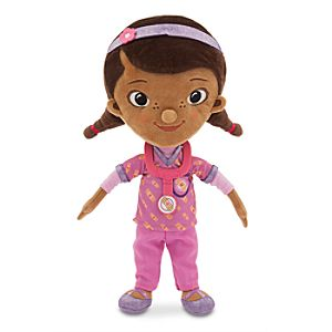 Doc McStuffins Plush Doll - Scrubs - Small - 13