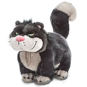 Lucifer Plush - Cinderella - Medium - 17''