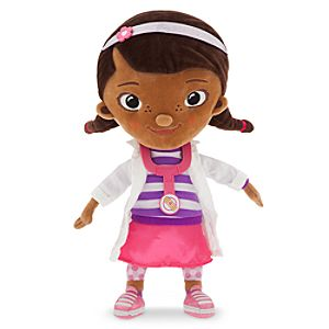 Doc McStuffins Plush Doll - Small - 12