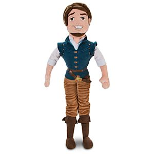 Tangled Plush Flynn Doll -- 21'' H