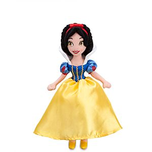 Mini Snow White Plush Doll -- 12 H