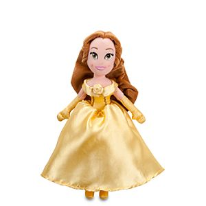 Mini Belle Plush Doll -- 11 H