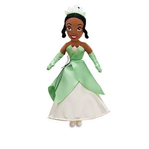 Tiana Plush Doll - Mini 12