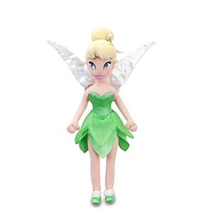 Mini Tinker Bell Plush Doll -- 12 H