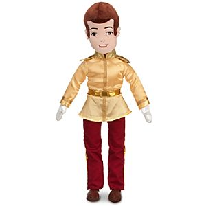 Prince Charming Plush Doll - Cinderella - 21
