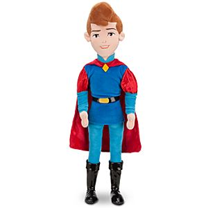 Sleeping Beauty Plush Prince Phillip Doll -- 21 H