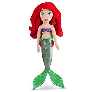 Ariel Plush Doll - 21