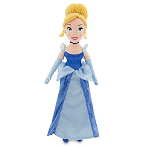 Cinderella Plush Doll - 21