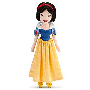 Snow White Plush Doll - 21