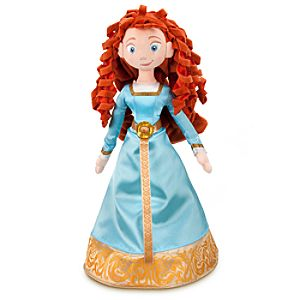 Merida Plush Doll - 20
