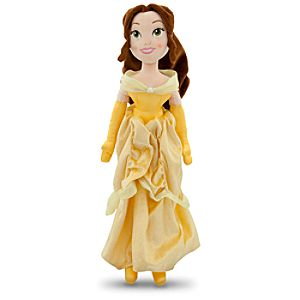 Belle Plush Doll - 21