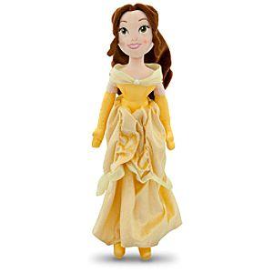 Belle Plush Doll - 21