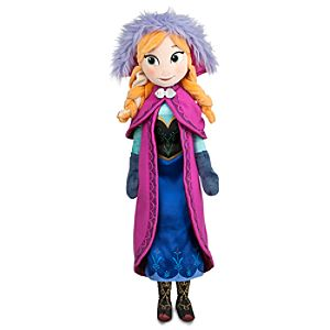 Anna Plush Doll - Frozen - Medium - 20
