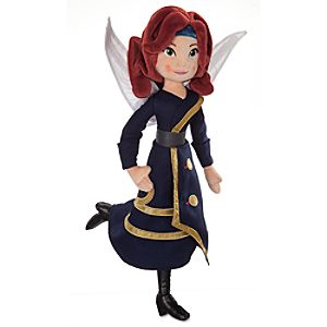 Zarina Plush Doll - The Pirate Fairy - 18