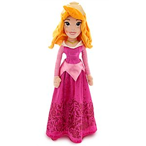 Aurora Plush Doll - Sleeping Beauty - Medium - 21