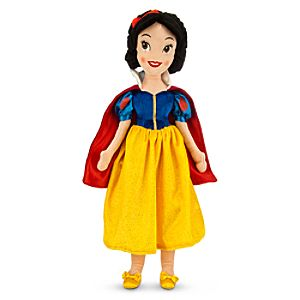 Snow White Plush Doll - Medium - 21