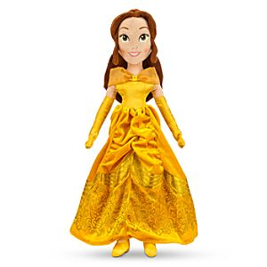 Belle Plush Doll - Beauty and the Beast - Medium - 21