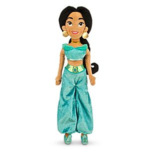 Jasmine Plush Doll - Aladdin - Medium - 21