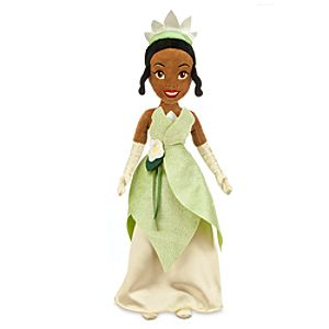 Tiana Plush Doll - The Princess and the Frog - 21