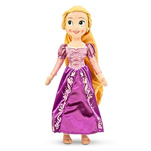 Rapunzel Plush Doll - Tangled - Medium - 21