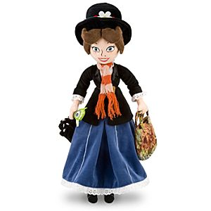 Mary Poppins Plush Doll - Medium - 20