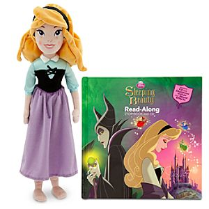 Sleeping Beauty Read-Along Storybook and CD with Briar Rose Plush Doll - 20