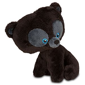 Mini Curious Cub Brave Plush Toy -- 7 H