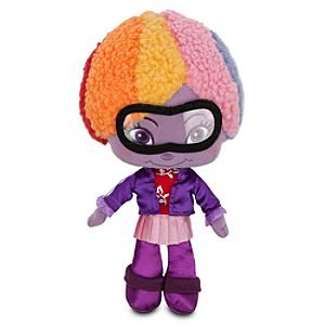 Snowanna Rainbeau Mini Bean Bag Plush - Wreck-It Ralph