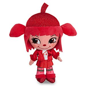 Jubileena Mini Bean Bag Plush - Wreck-It Ralph