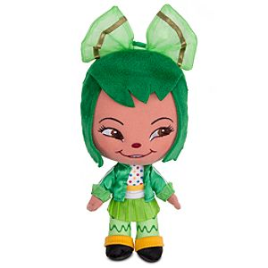 Minty Zaki Mini Bean Bag Plush - Wreck-It Ralph