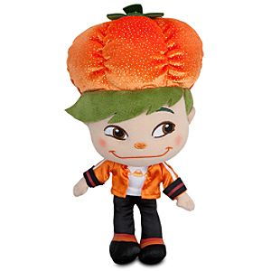 Gloyd Orangeboar Mini Bean Bag Plush - Wreck-It Ralph