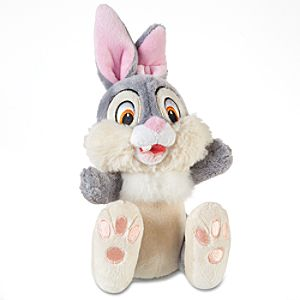 Bambi: Thumper Mini Bean Bag Plush -- 8 H