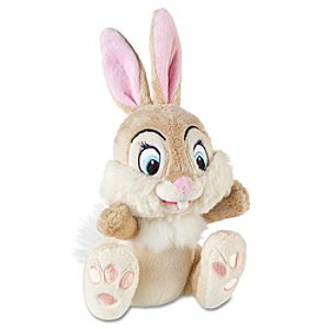 Bambi: Miss Bunny Mini Bean Bag Plush -- 8 H